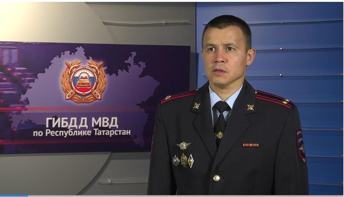 В Татарстане начали высылать наряды ДПС на перехват лихачей