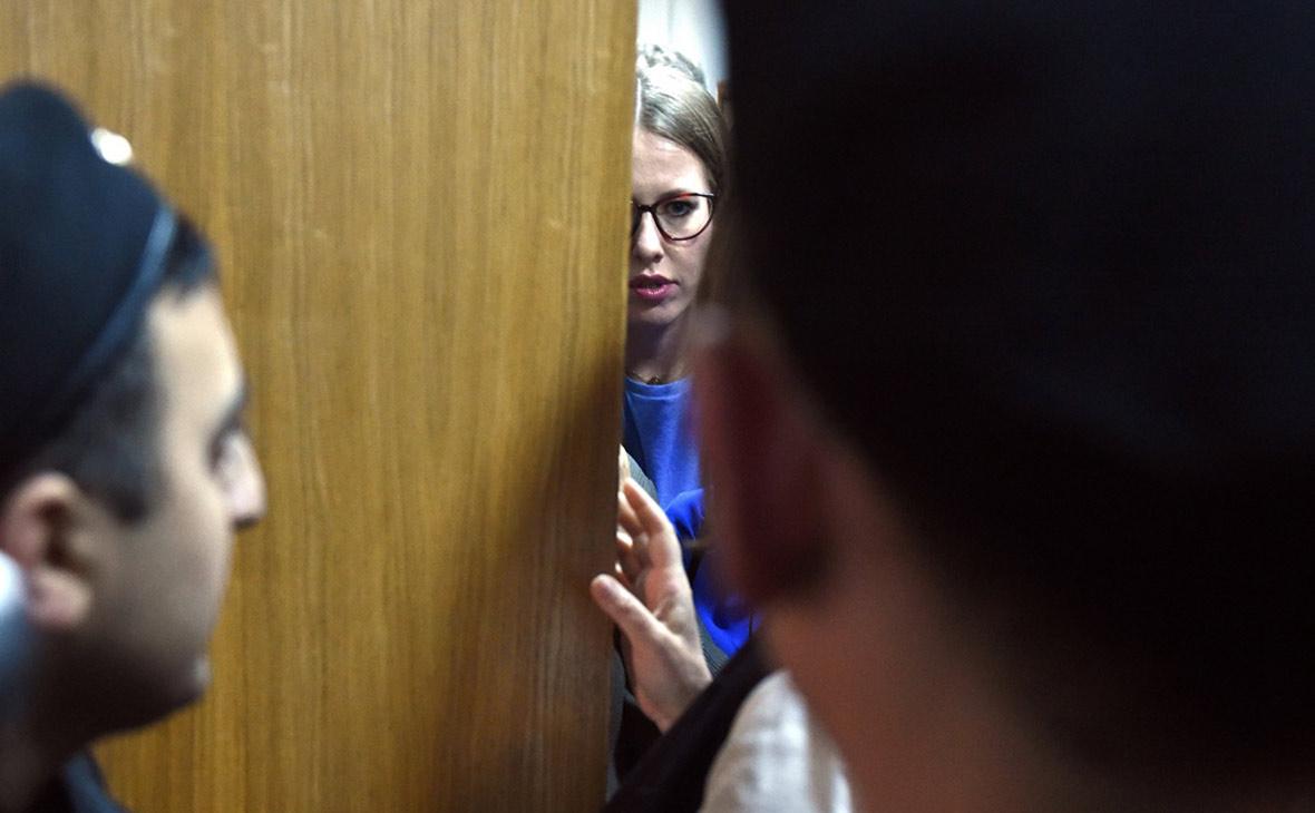 Собчак примет участие в выборах без политической программы
