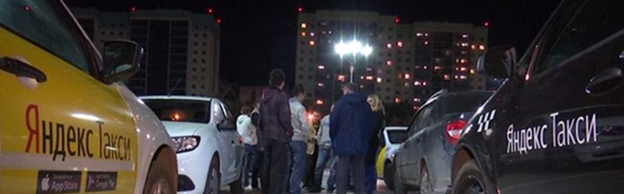 Водители пермских агрегаторов такси заявляют об «итальянской забастовке»