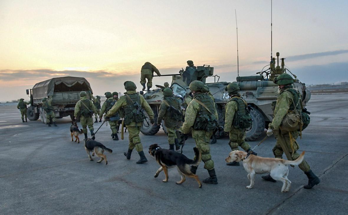 Российских военных вывели из Африна из-за начала турецкой операции