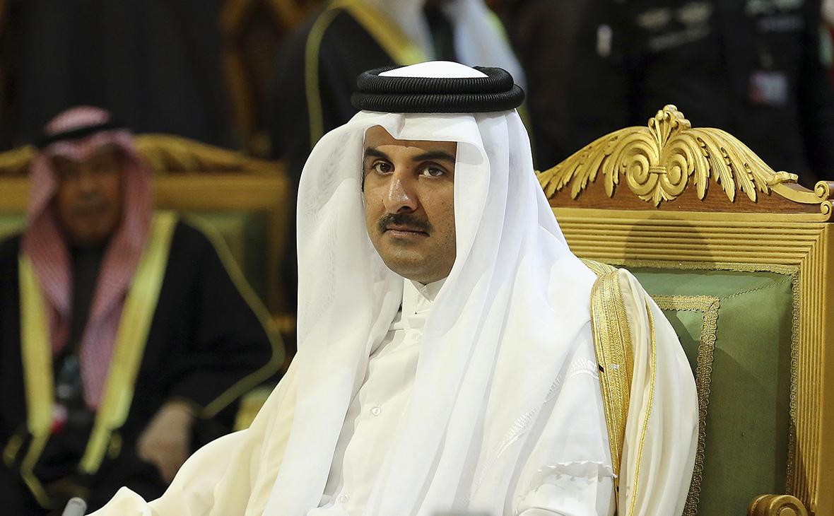 Эмир Катара впервые публично отозвался на бойкот его страны