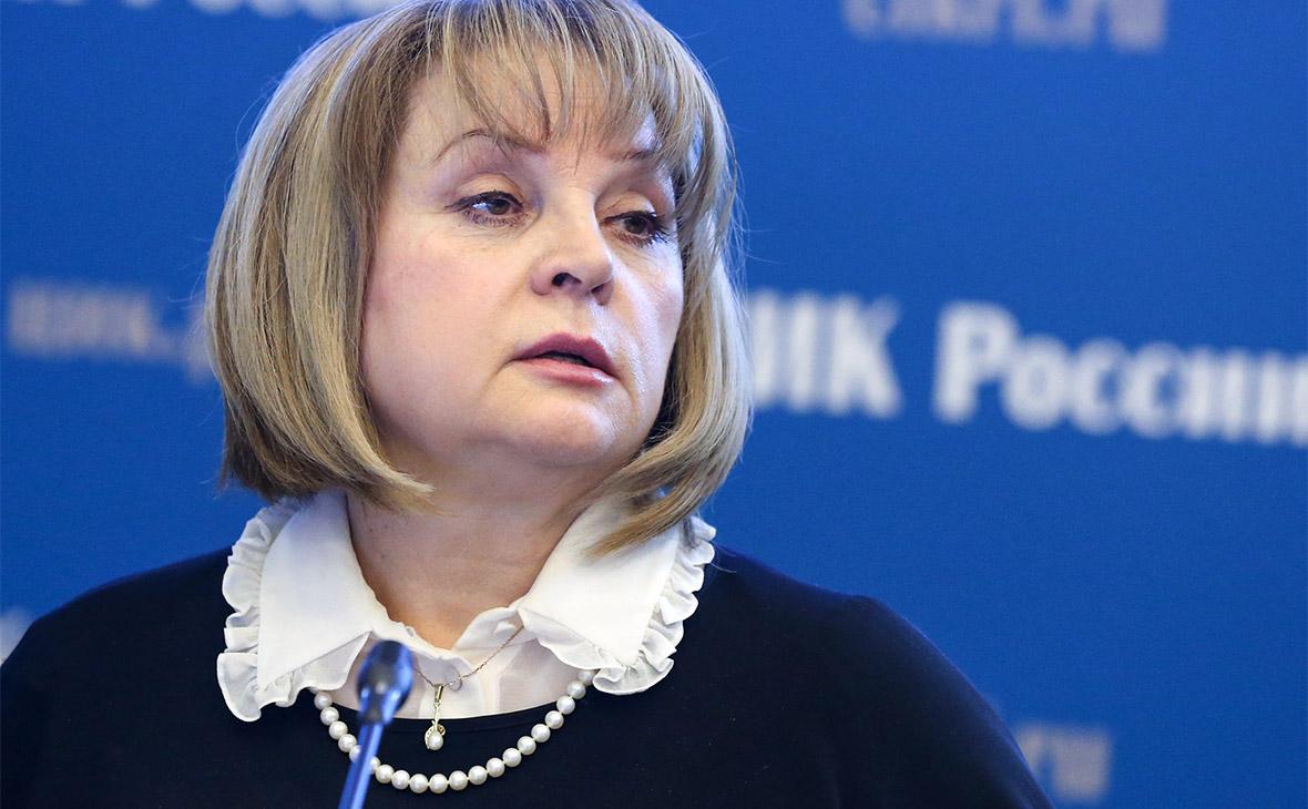 Памфилова пообещала жаловаться в Кремль из-за давления на избирателей