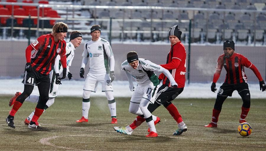 Пермскому «Амкару» не удалось избежать зоны стыковых матчей