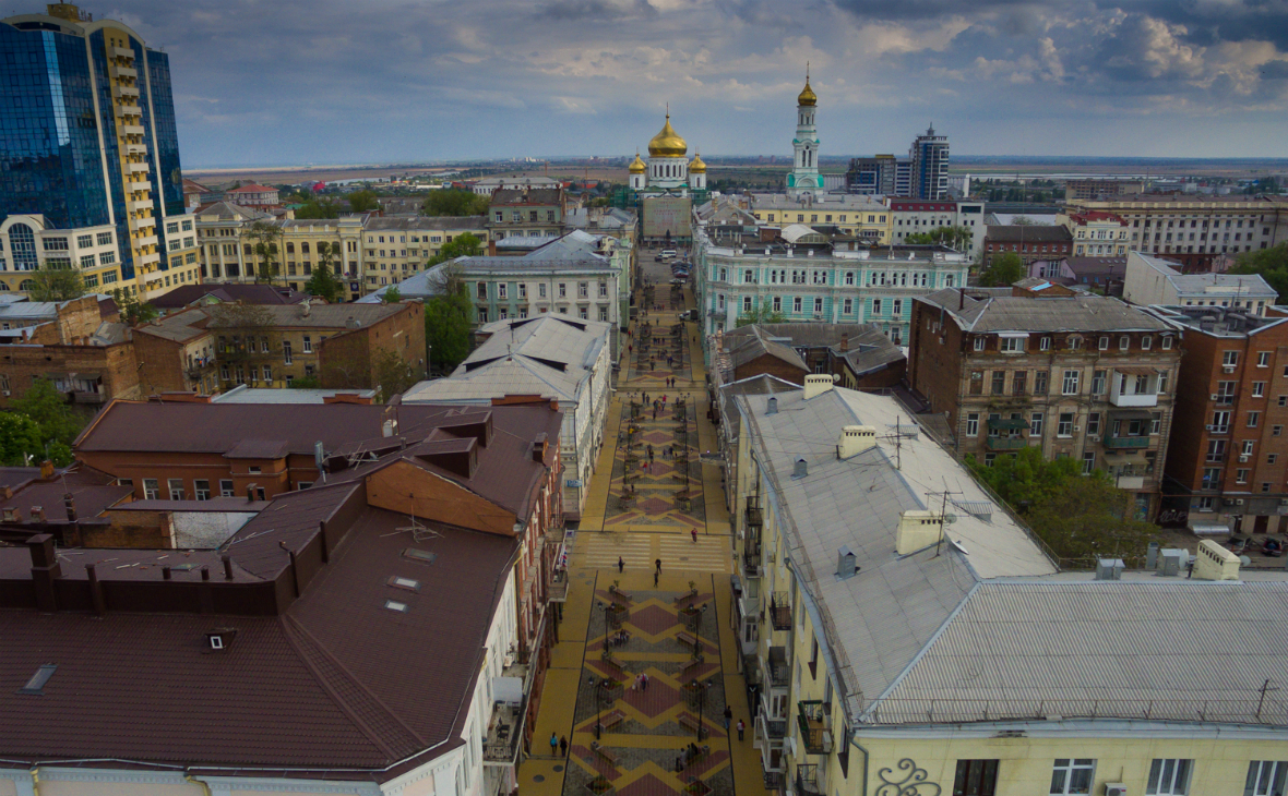Неделя за пять минут. Обзор РБК Ростов