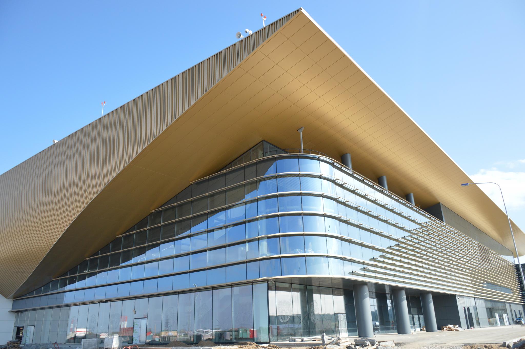 Пермский аэропорт снизил ежемесячную плату для официальных таксистов