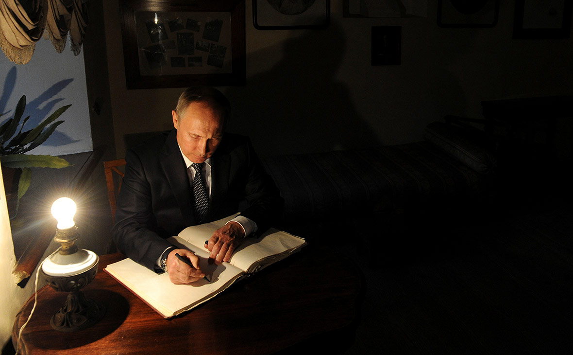 Песков рассказал о подготовке Путина к пресс-конференции «с утра до ночи»