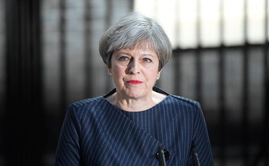 Тереза Мэй объявила о досрочных парламентских выборах из-за Brexit