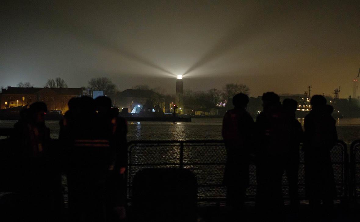 Самый западный город России остался без света