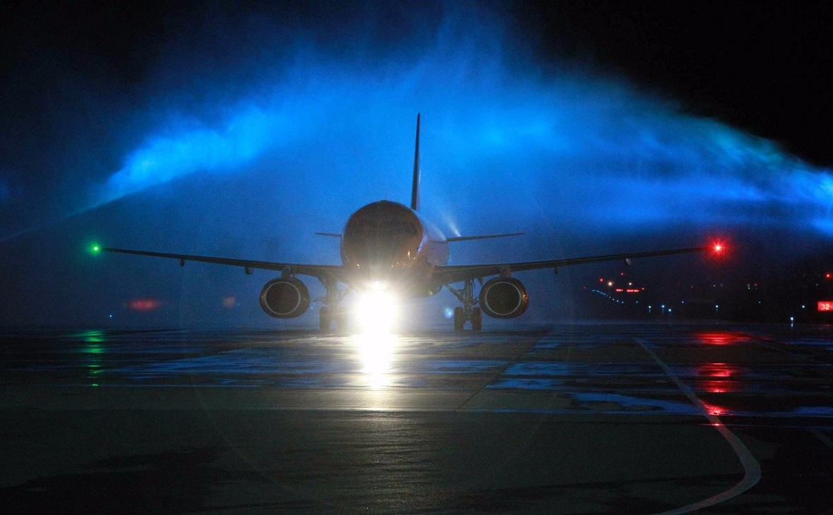 На маршруте Уфа – Москва начинает выполнять рейсы седьмая авиакомпания