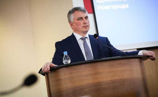 Нижегородская гордума одобрила отчет Сергея Белова о работе за 2016 год