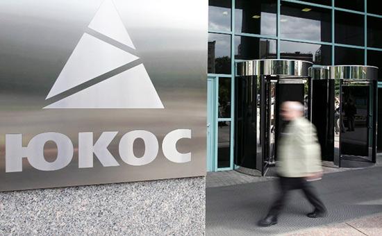 В споре акционеров ЮКОСа сРоссией появился «крымский» аргумент