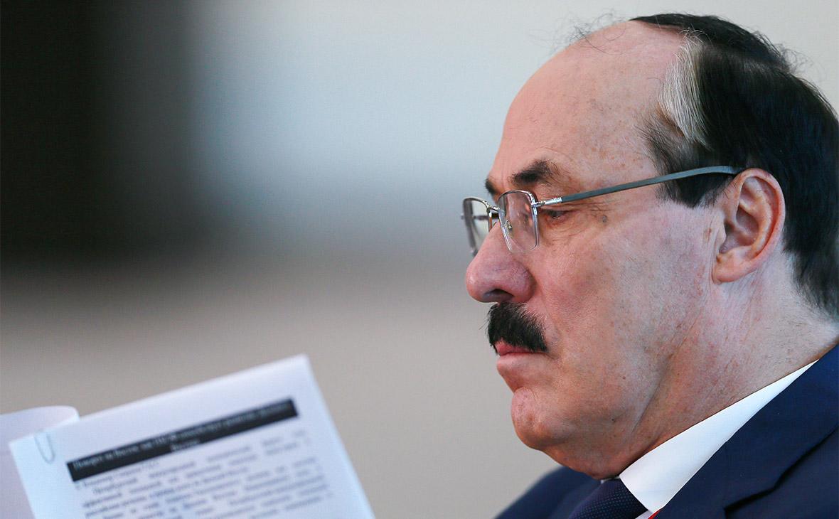 Путин нашел работу для бывшего главы Дагестана Абдулатипова