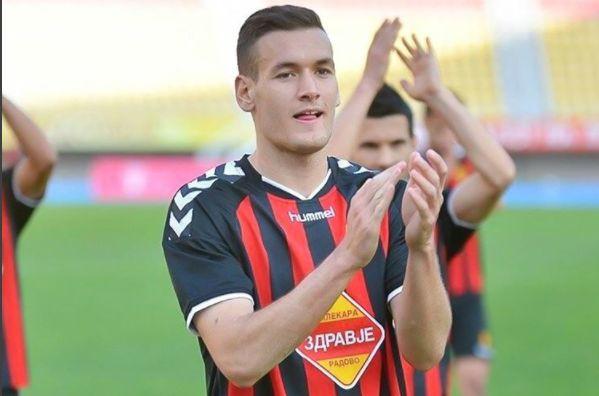 «Тосно» совершил первый трансфер в 2018 году