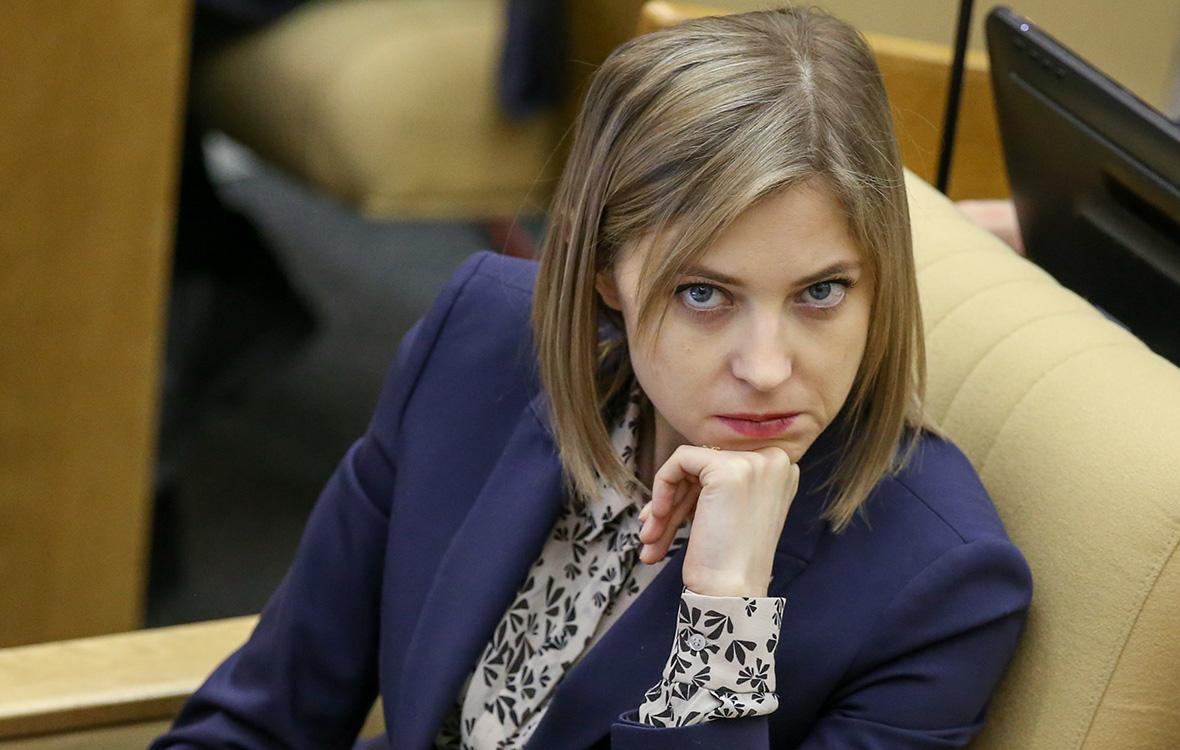 Поклонская ответила на призыв прокуратуры Украины пообщаться о госизмене