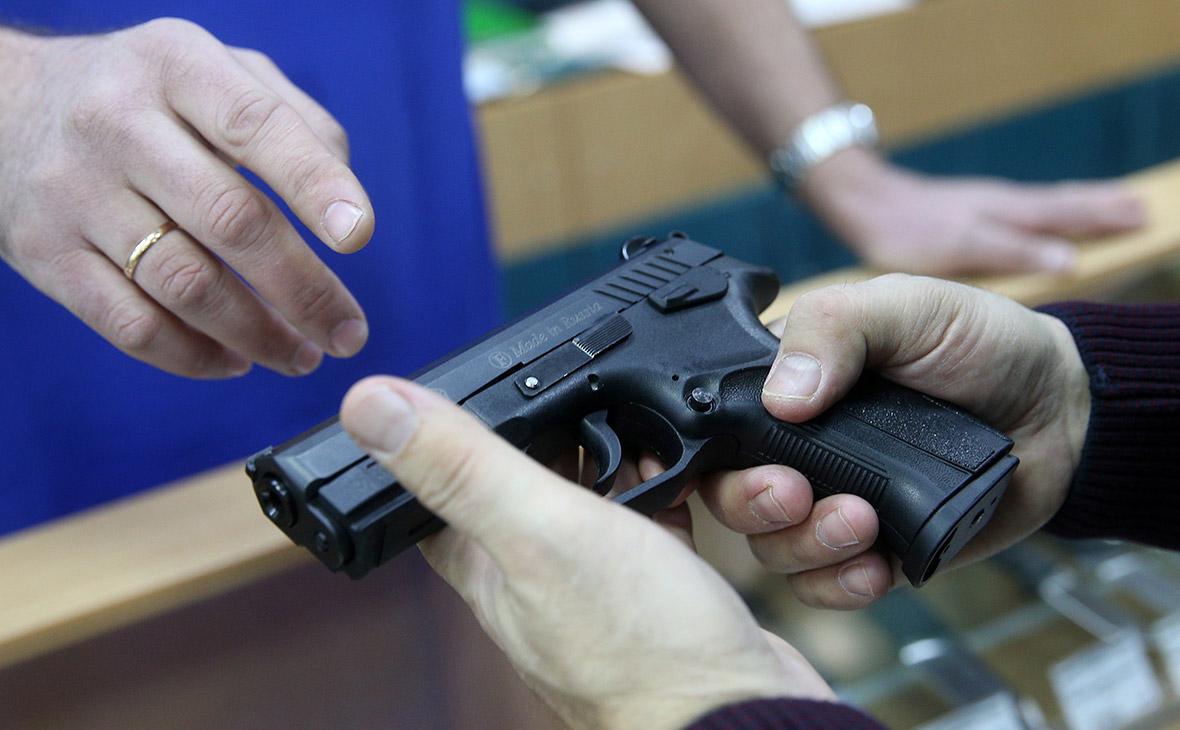 Росгвардия выступила за полный запрет свободной продажи духового оружия