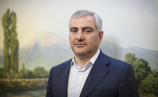 Самвел Карапетян на 394 позиции в рейтинге Bloomberg топ-500 богатых людей мира