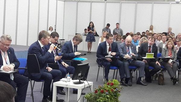 Предпринимательский форум в Перми собрал более двух тысяч участников