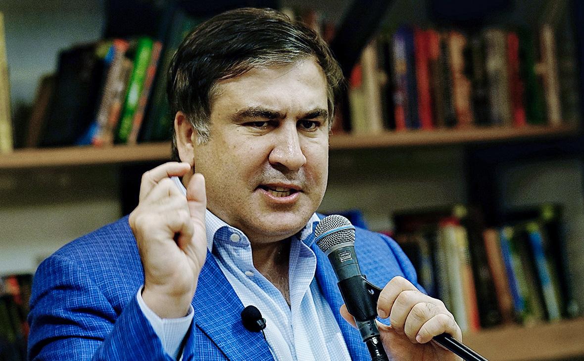 Саакашвили назвал президента Украины Порошенко банальным торгашом