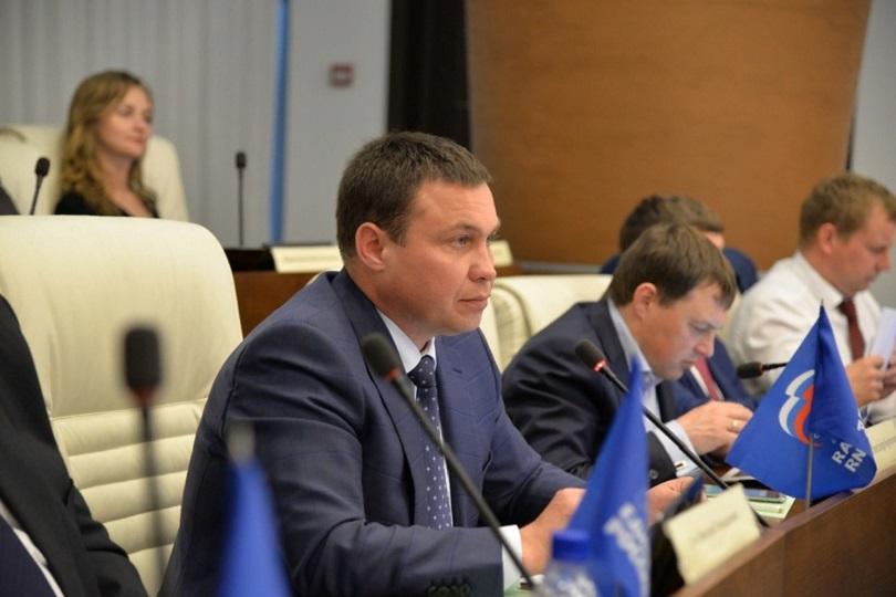 Назначен министр ЖКХ Пермского края