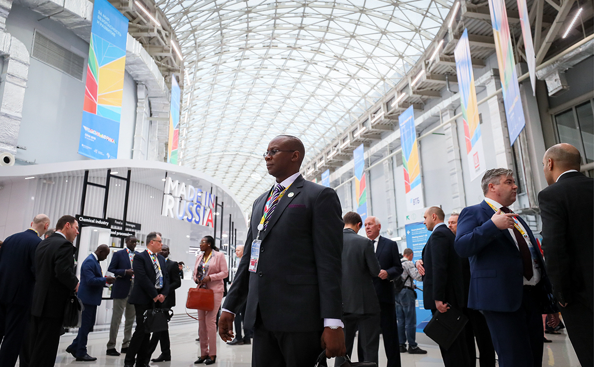Какие контракты заключили на форуме «Россия-Африка» photo