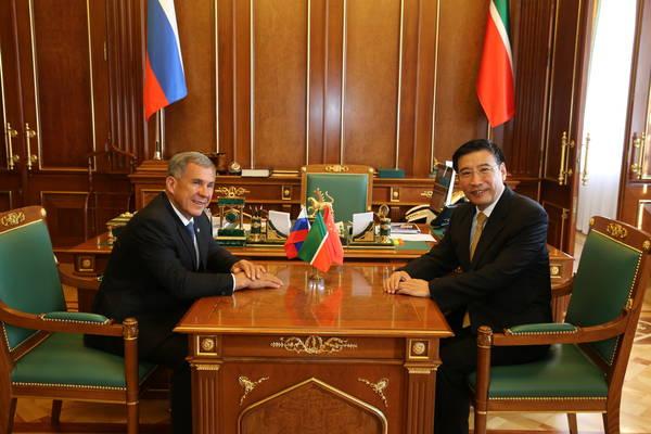 Татарстан увеличил торговый оборот с Китаем в 1,4 раза до $372 млн