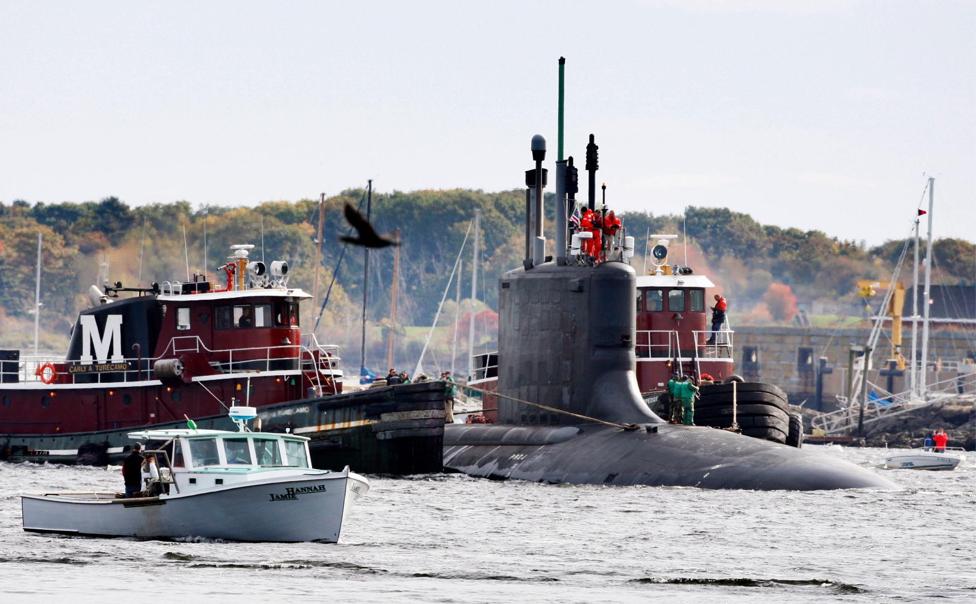 США решили установить гиперзвуковое оружие на свои подлодки