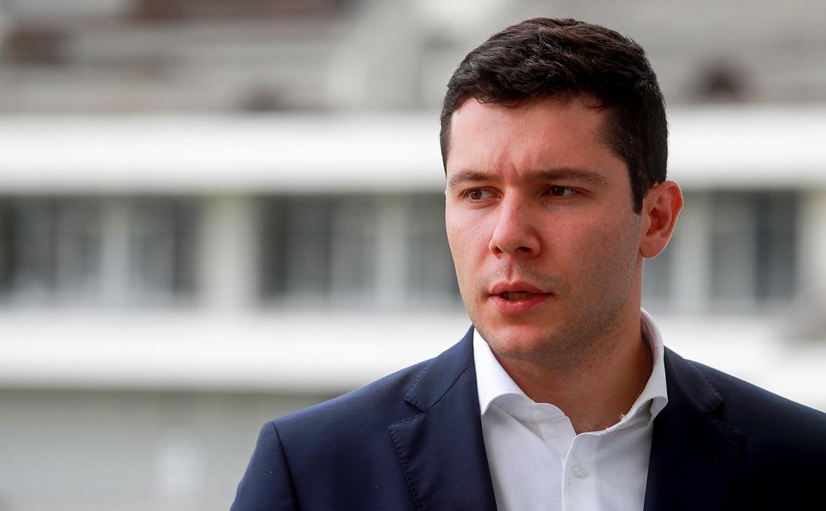 Калининградский губернатор ответил «по кочану» на вопрос о компенсациях