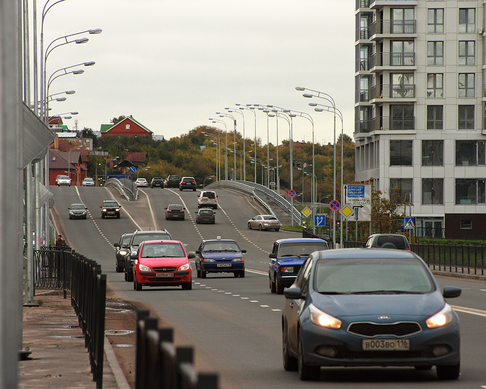 Рынок легковых автомобилей в Татарстане за год вырос на 21,1%