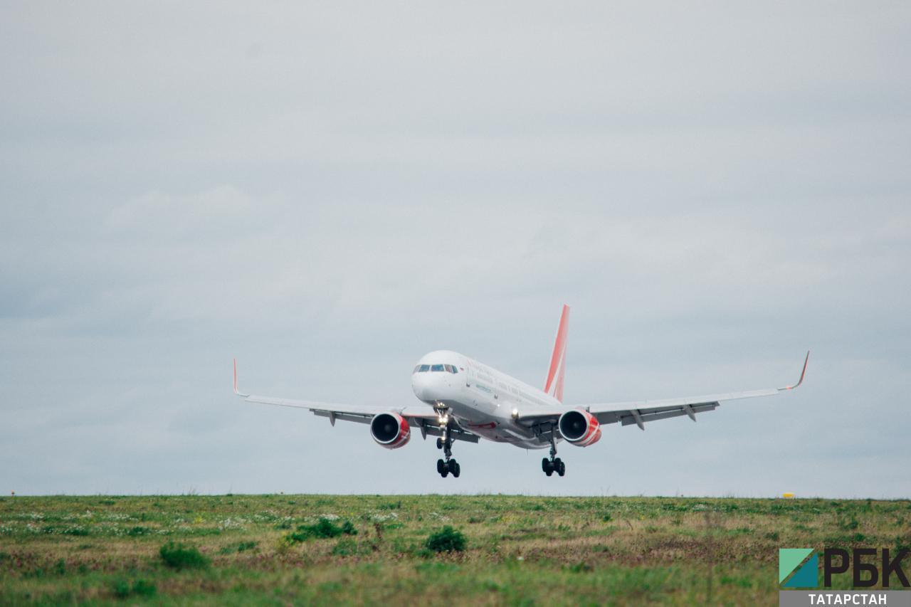 «ЮВТ Аэро» откроет в июне прямой рейс из Казани в Грузию