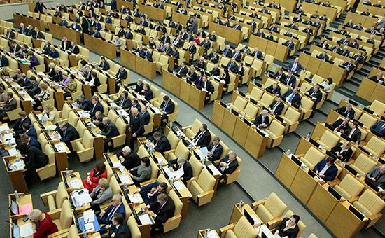 Госдума отклонила запрос опроверке премий в«Роснефти» и«Газпроме»