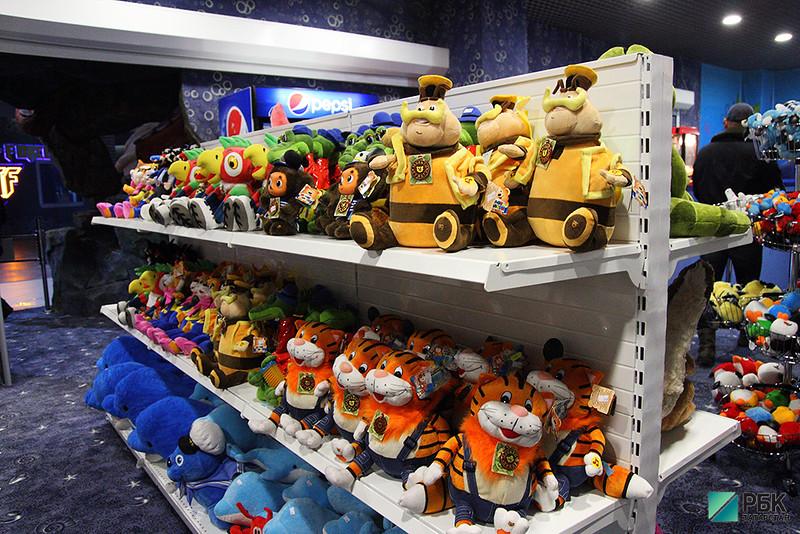 Игрушки для мальчиков в Казани продаются в 3 раза лучше, чем для девочек