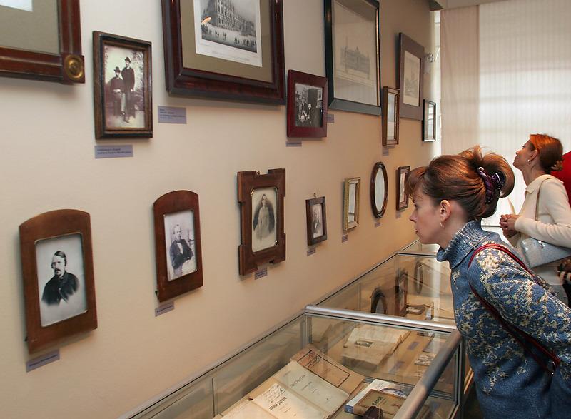 Музей Достоевского в Петербурге получит новое здание