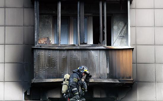 СК уточнил число погибших врезультатевзрыва газа насевере Москвы
