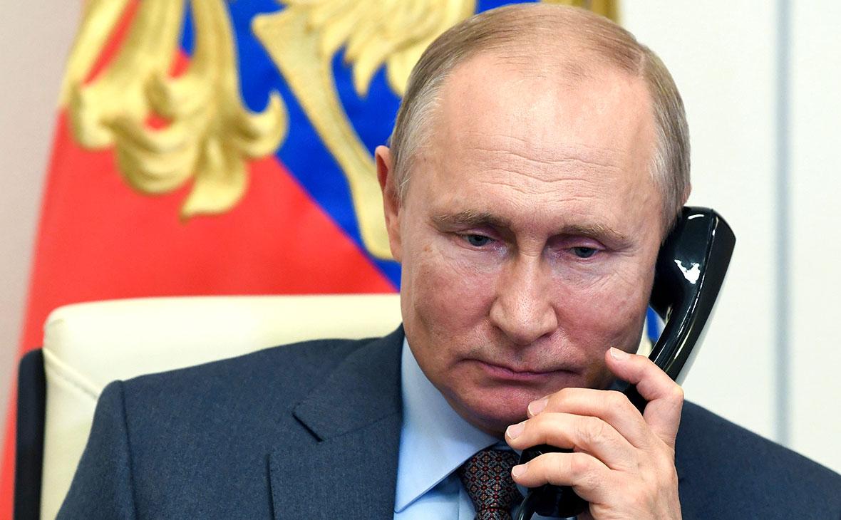 Путин обсудил коронавирус и партнерство в БРИКС с президентом Бразилии