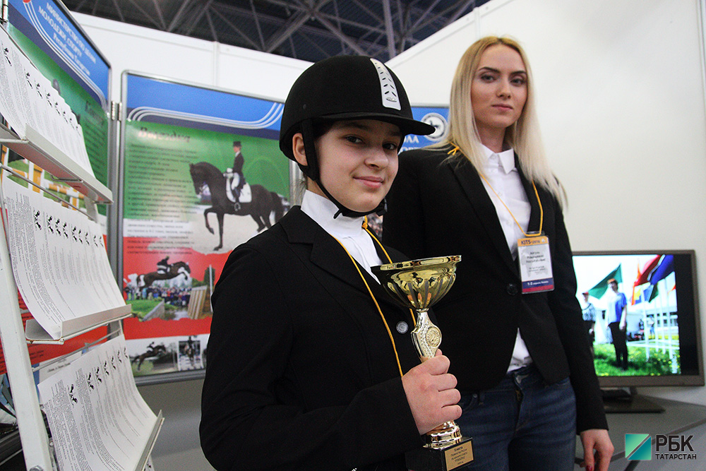 В Татарстане спортивным тренерам повысят зарплату на 40%