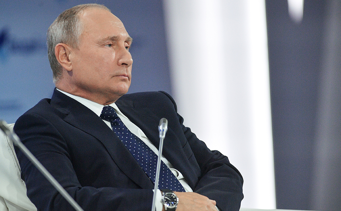 Путин пообещал не наносить ядерный удар первым
