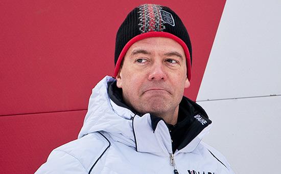 Медведев вычеркнул мельдоний изсписка запрещенных спортсменам веществ