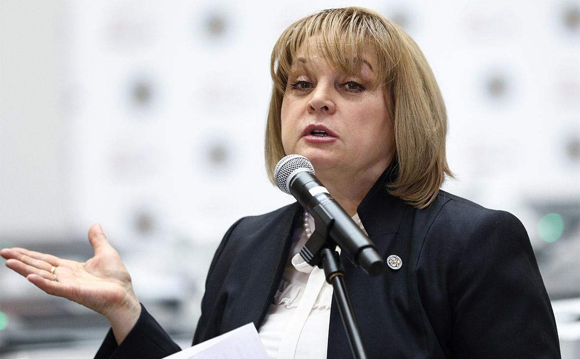 Памфилова допустила удлиненный бюллетень на президентских выборах
