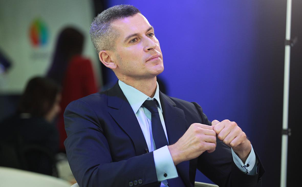 Зиявудин Магомедов — РБК: «Билет на Hyperloop будет очень дешевым»