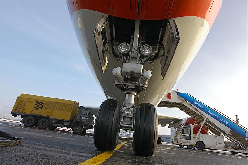 Стала известна причина массовой задержки рейсов в Пулково