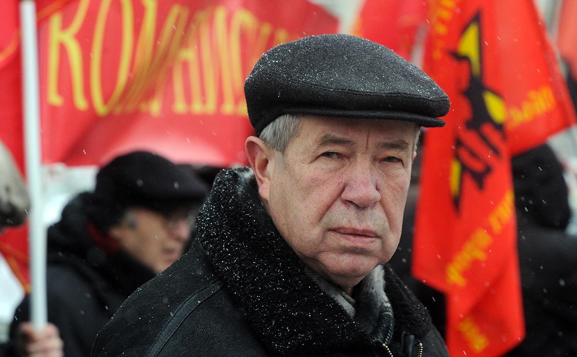 Умер Виктор Анпилов