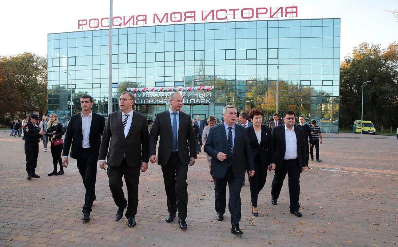 В Ростове открыли выставочный комплекс «Россия — моя история»
