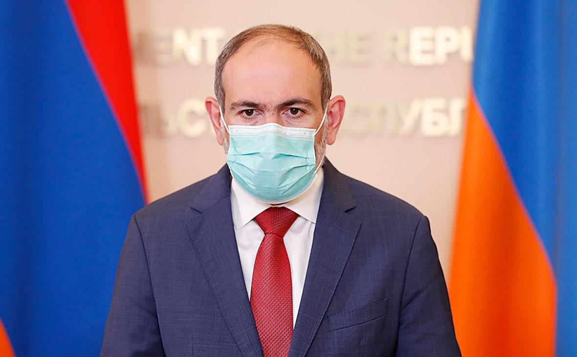 Пашинян передумал приезжать на парад Победы в Москву из-за коронавируса