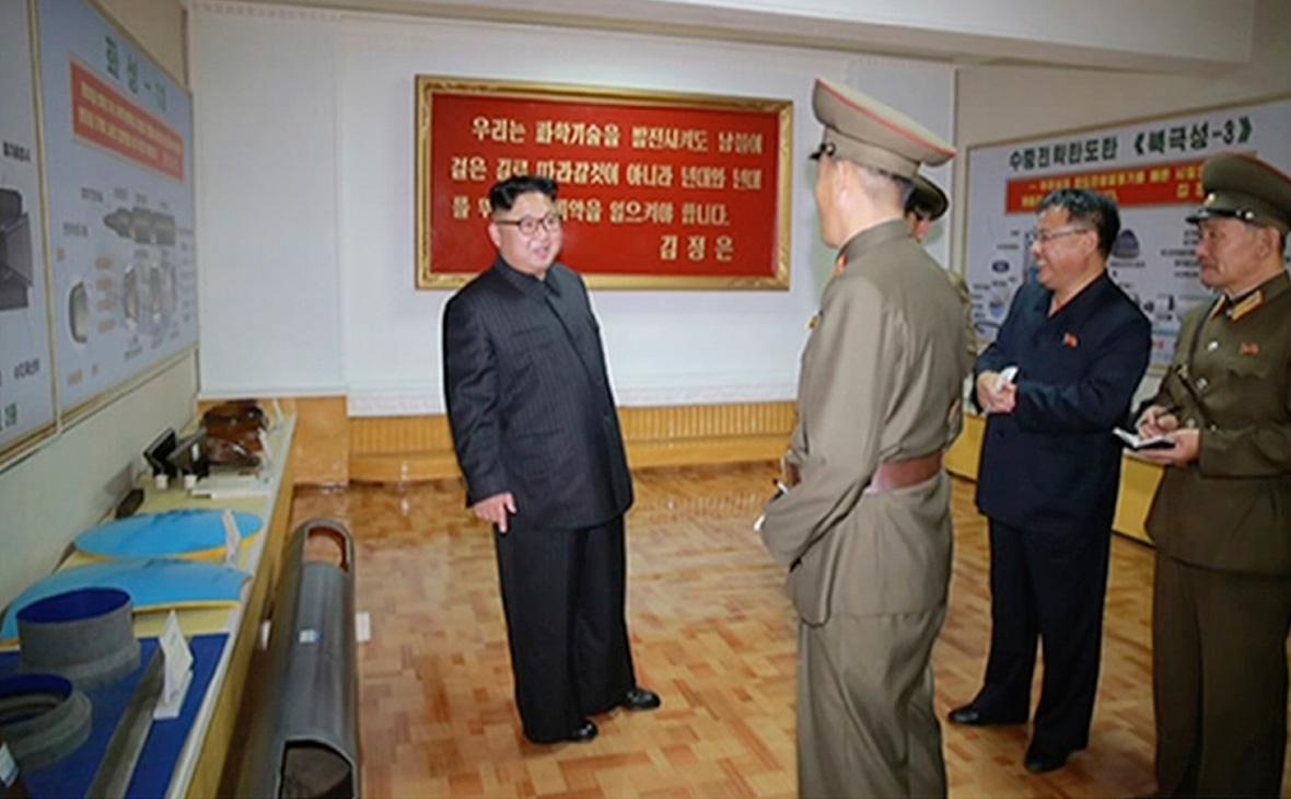 AP обнаружило на фотографиях из КНДР новые ракеты