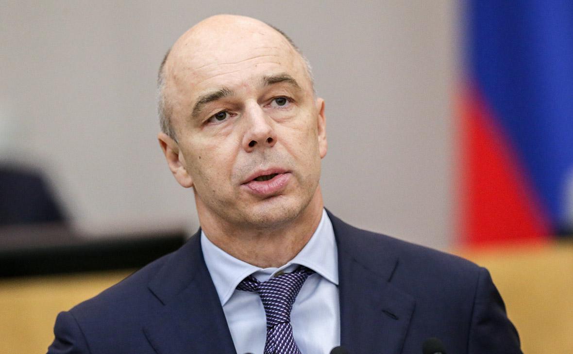Силуанов назвал сроки соглашений с регионами по реструктуризации кредитов