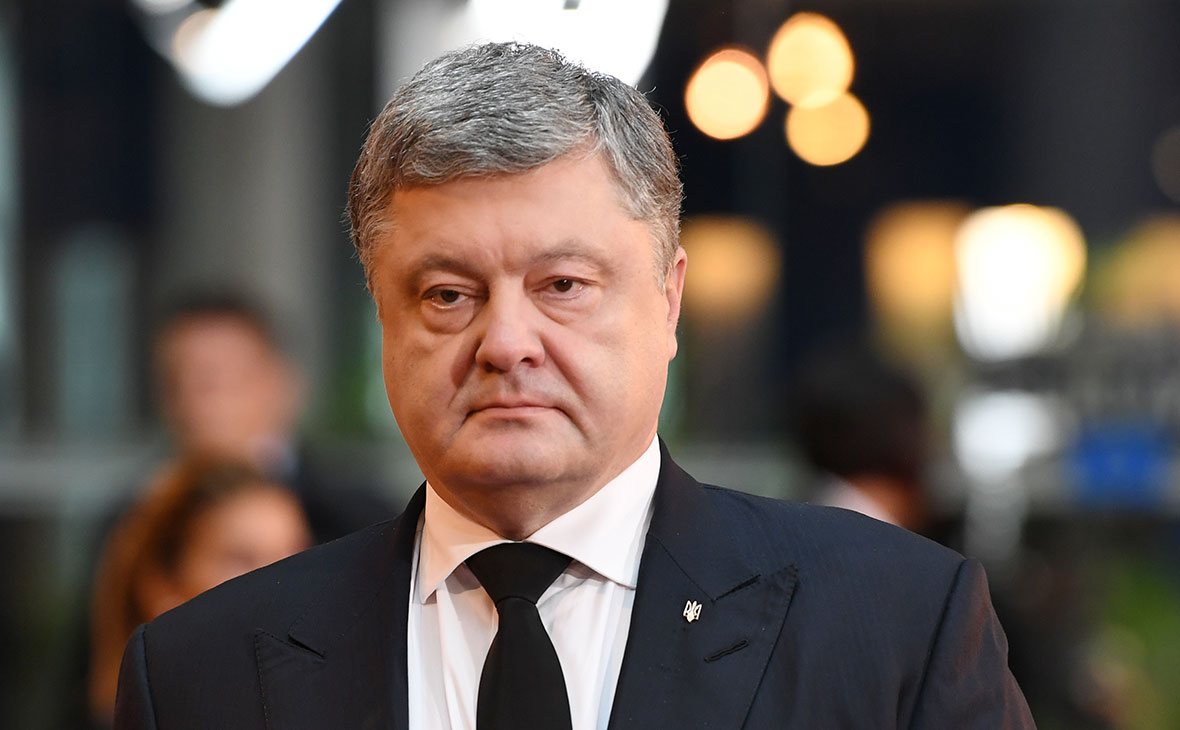Порошенко отказался вводить миротворцев «по российскому сценарию»