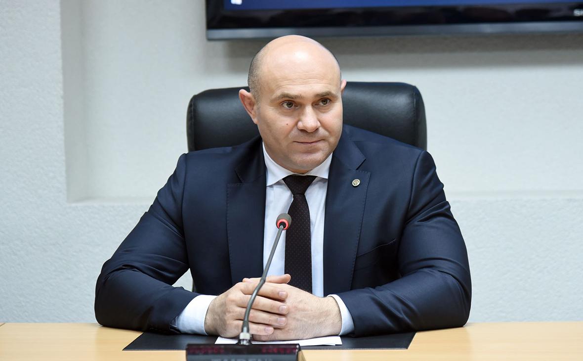 Глава МВД Молдавии сообщил озаражении коронавирусом