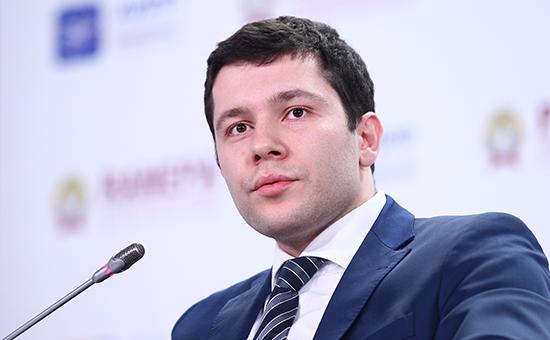 Антон Алиханов—РБК: «Не планировал стать губернатором, так получилось»