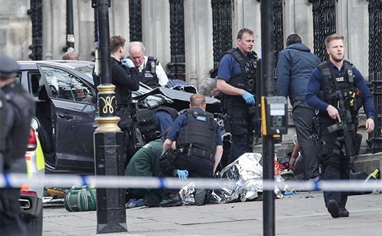 Серия атак в центре Лондона: чтоизвестно наданный момент