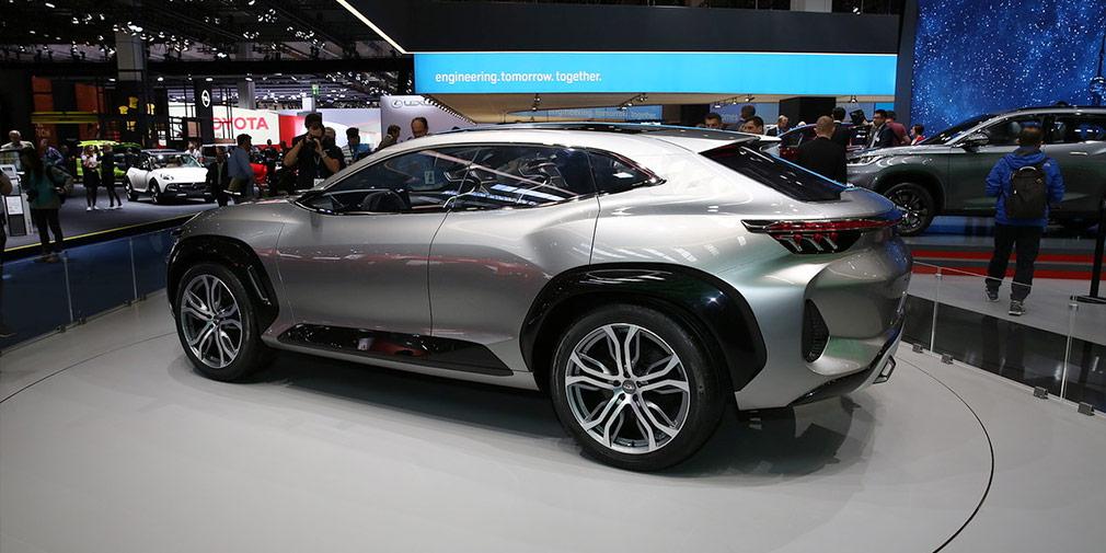 Новый автомобиль чери 2018